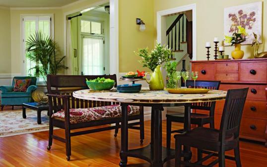 чистый и уютный дом