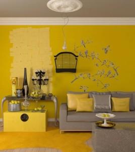 желтый цвет по фен шуй