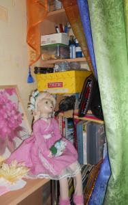 швейный уголок в квартире