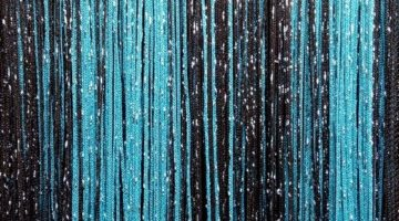 кисея дождь радуга