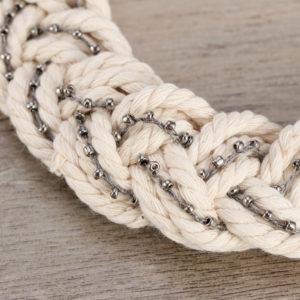 подхваты для штор плетеные