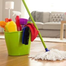 Как прибраться в квартире и сохранять порядок