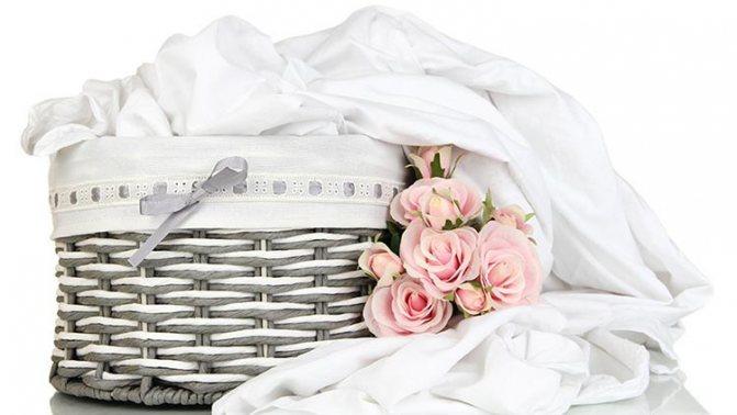 Как отбелить постельное белье в домашних условиях