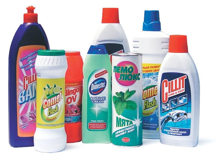 средства для чистки стиральной машины